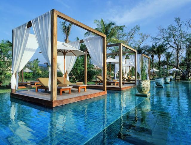 The romantic Sarojin in Khao Lak Thailand - the perfect honeymoon destination