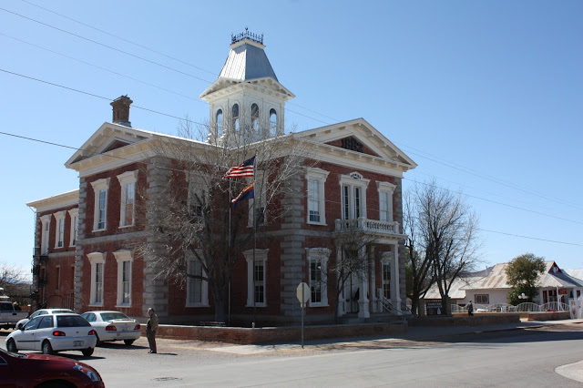 What to do in Tombstone, AZ: Tombstone Courthouse