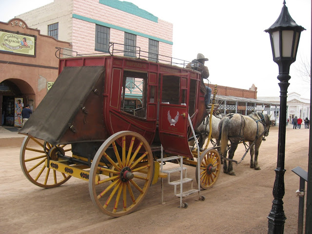 Fab Everyday Travel - What to do in Tombstone, AZ