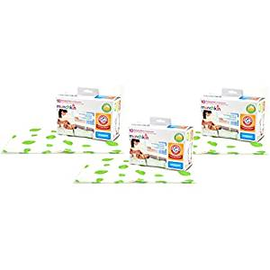 Newborn baby essential products: Munchkin Disposable Changing Pads