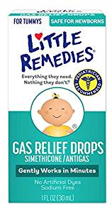 Top items for a new mom: Little Remedies Gas Relief Drops
