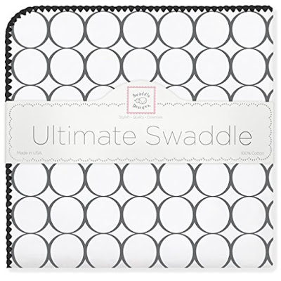 Best products for a new baby: Swaddle Designs Ultimate Receiving Blanket
