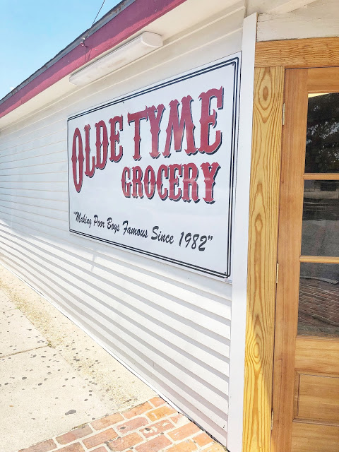 Austin to New Orleans drive essential stop: Olde Tyme Grocery in Lafayette