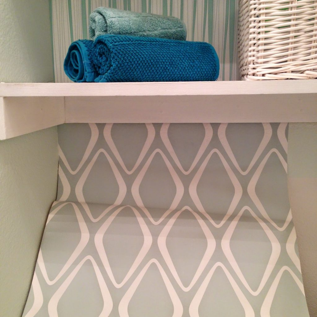 Laundry Room Decor Update Devine Color Wallpaper Fab Everyday