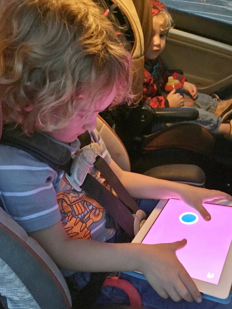 travel activities for toddlers