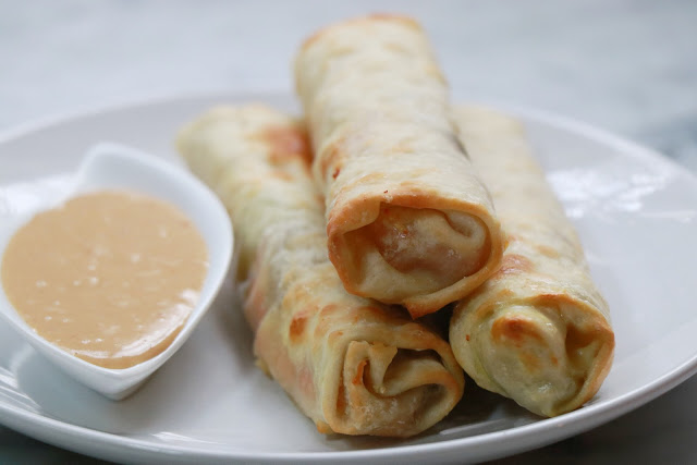 are air fryers worth it? air fryer spring rolls recipe