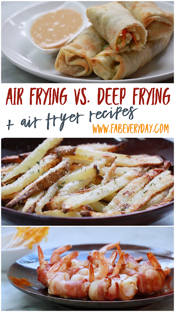 Are air fryers worth it? Air frying vs. deep frying + easy air fryer recipes