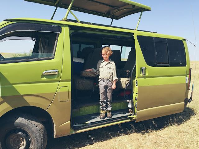 safari fashion for kids