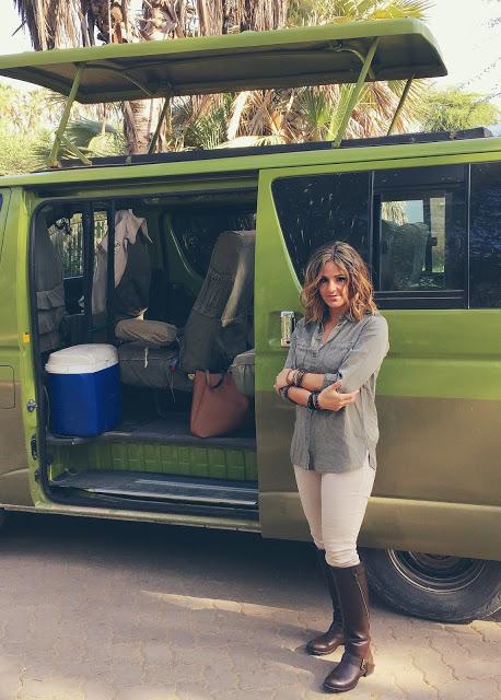 safari outfit idea: women's safari clothes