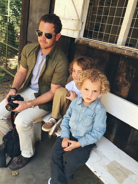 safari clothing ideas for men and kids