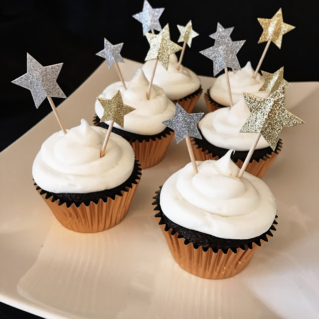 dessert ideas to serve at a movie awards show party