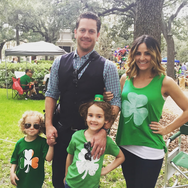 savannah st. patrick's day travel guide
