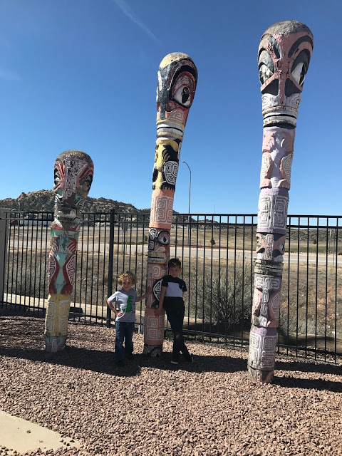 Southwest road trip with kids