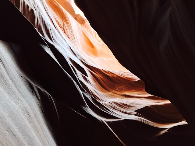 Antelope Canyon in Page, AZ
