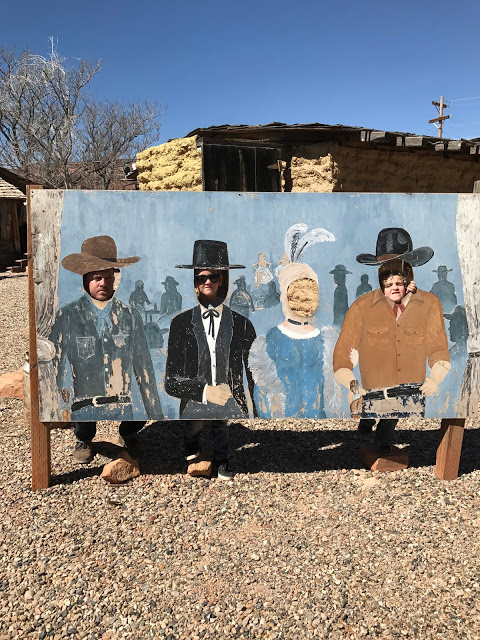 Little Hollywood Land - Frontier Movie Town