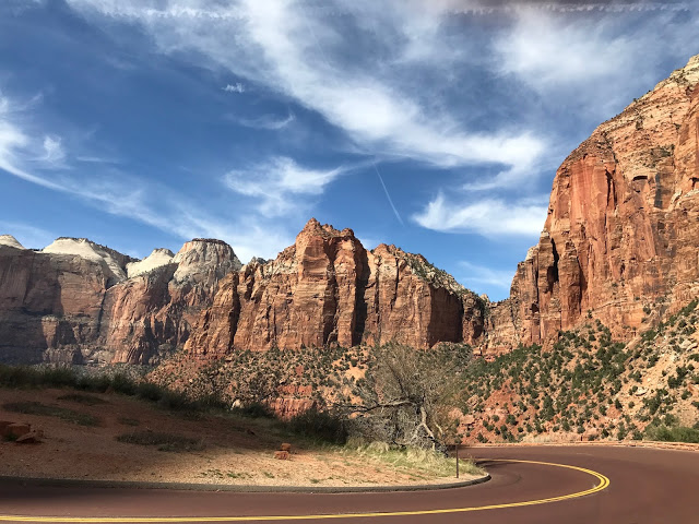 Southwest national parks road trip - Zion National Park