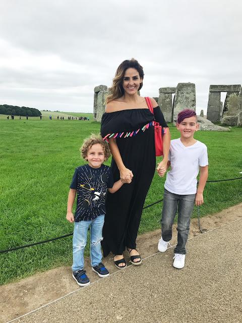 planning a uk road trip: stonehenge