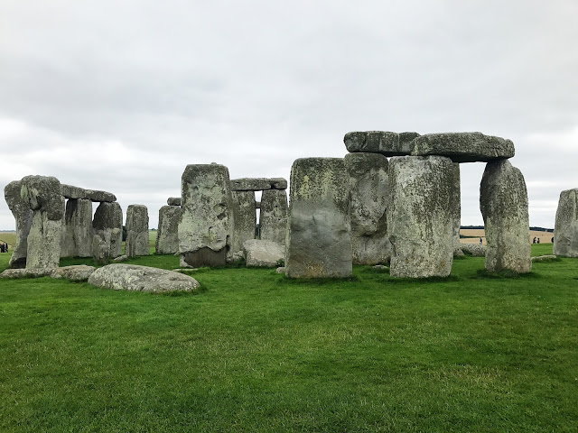 what to see during a uk road trip: stonehenge