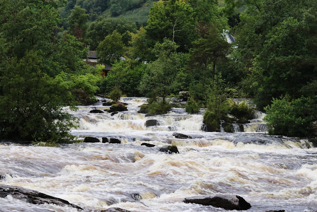 itinerary for a driving tour of scotland's highlands