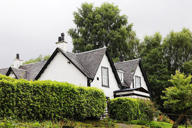 scotland road trip itinerary: Mambeg Country Guest House