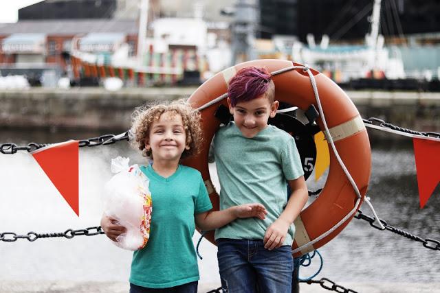 liverpool maritime museum - fun kids activities in liverpool