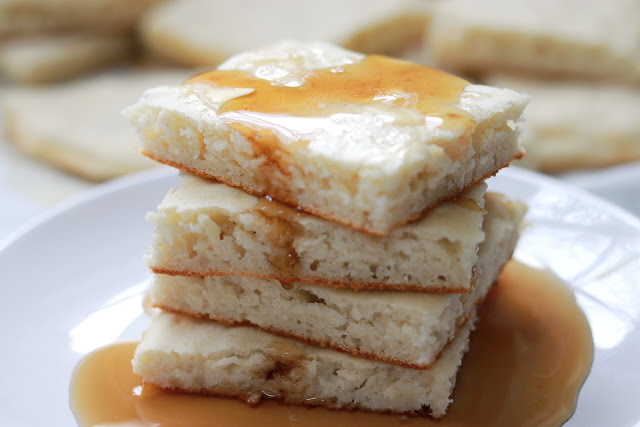 Breakfasts for busy mornings: Sheet Pan Pancakes recipe
