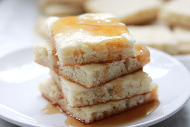 The breakfast shortcut every busy parent needs to know: sheet pan pancakes