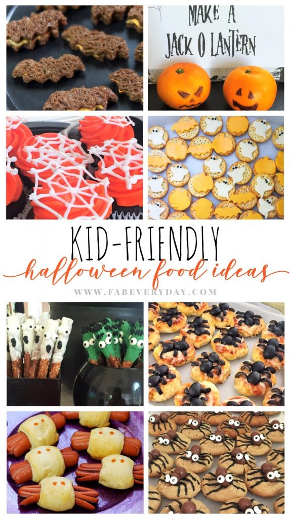 Easy Halloween food ideas for kids