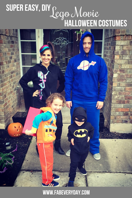 Easy and fun family Halloween costume ideas | Fab Everyday
