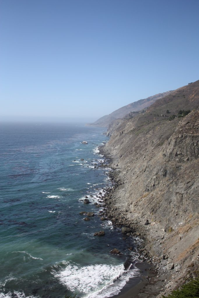 Big Sur road trip: Ragged Point