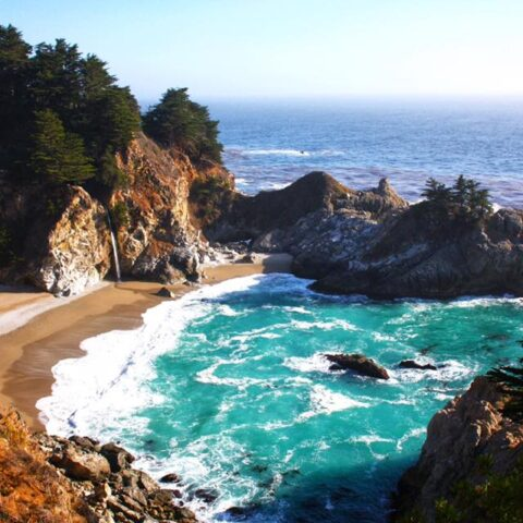 Big Sur road trip itinerary