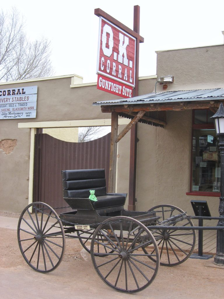 OK Corral (what to do in Tombstone)