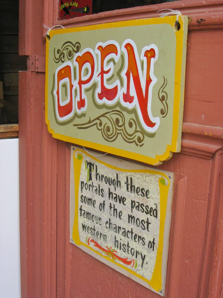 what to do in Tombstone AZ: Bird Cage Theatre