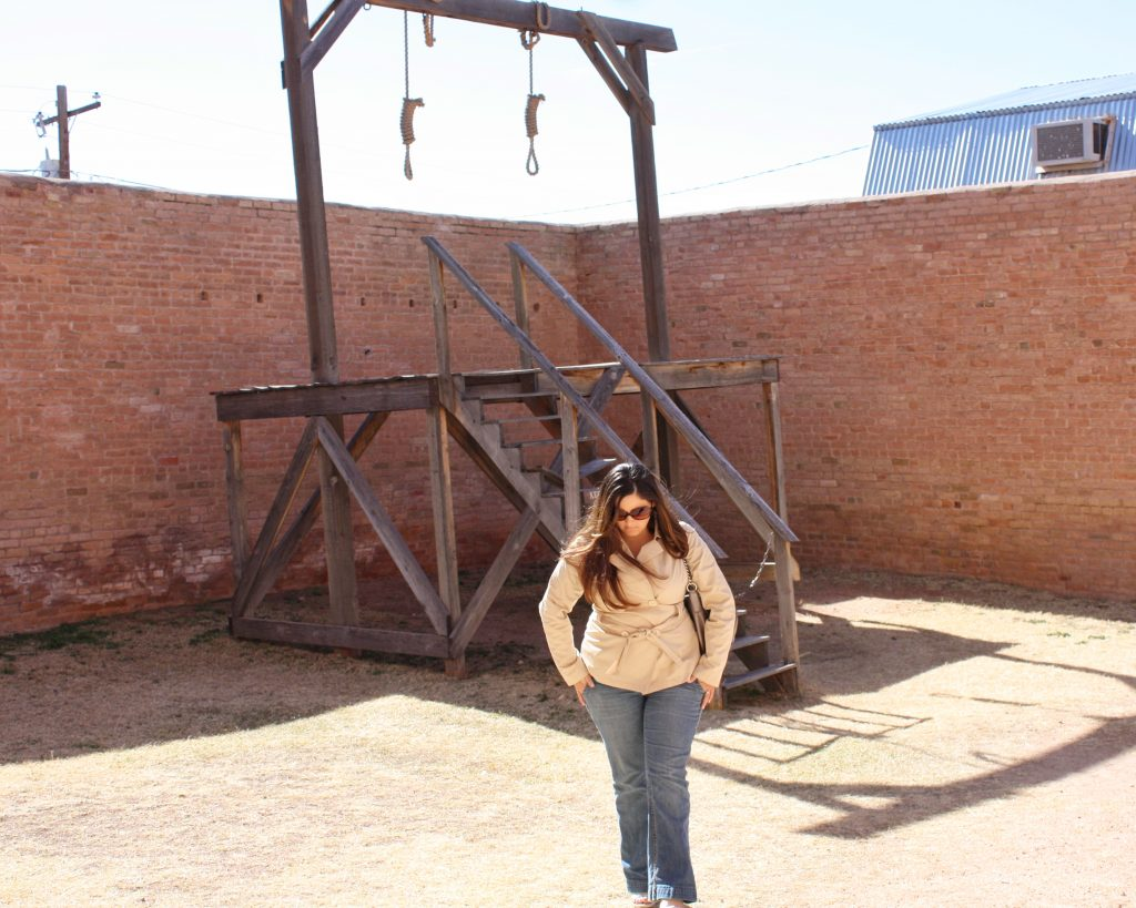 What to do in Tombstone AZ: Visit the Tombstone Courthouse