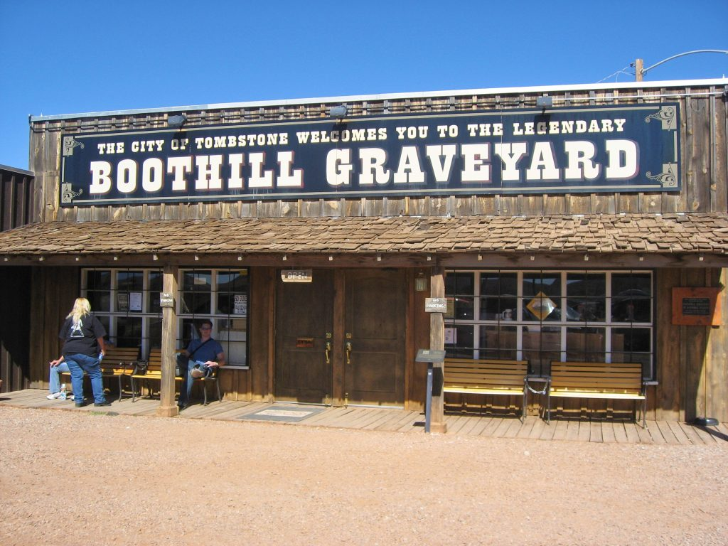 things to do in Tombstone AZ: Boothill Graveyard
