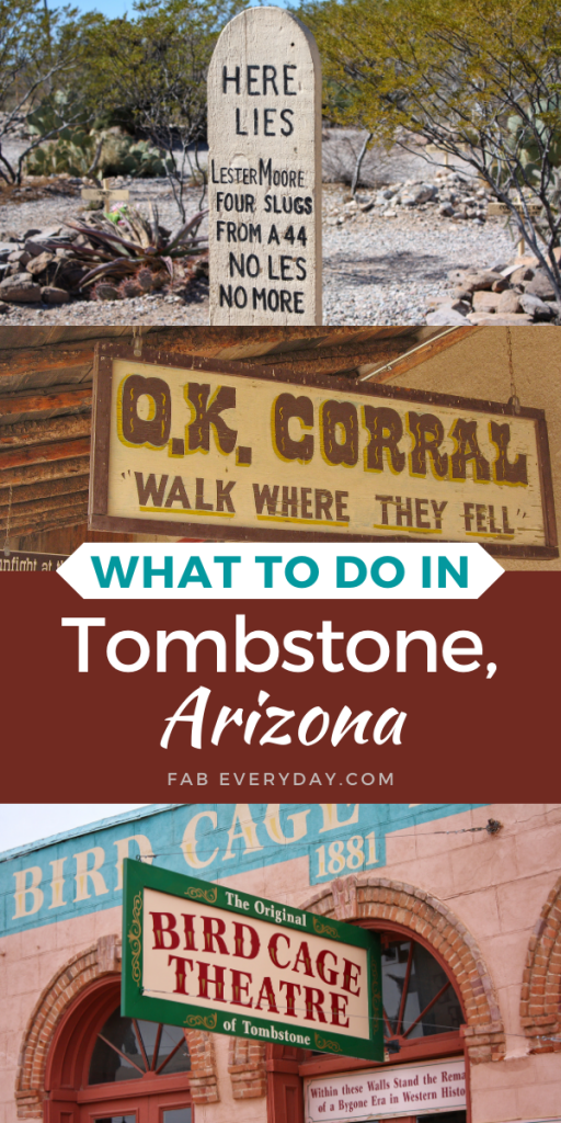 Things to do in Tombstone, AZ: 7 must-see Tombstone attractions