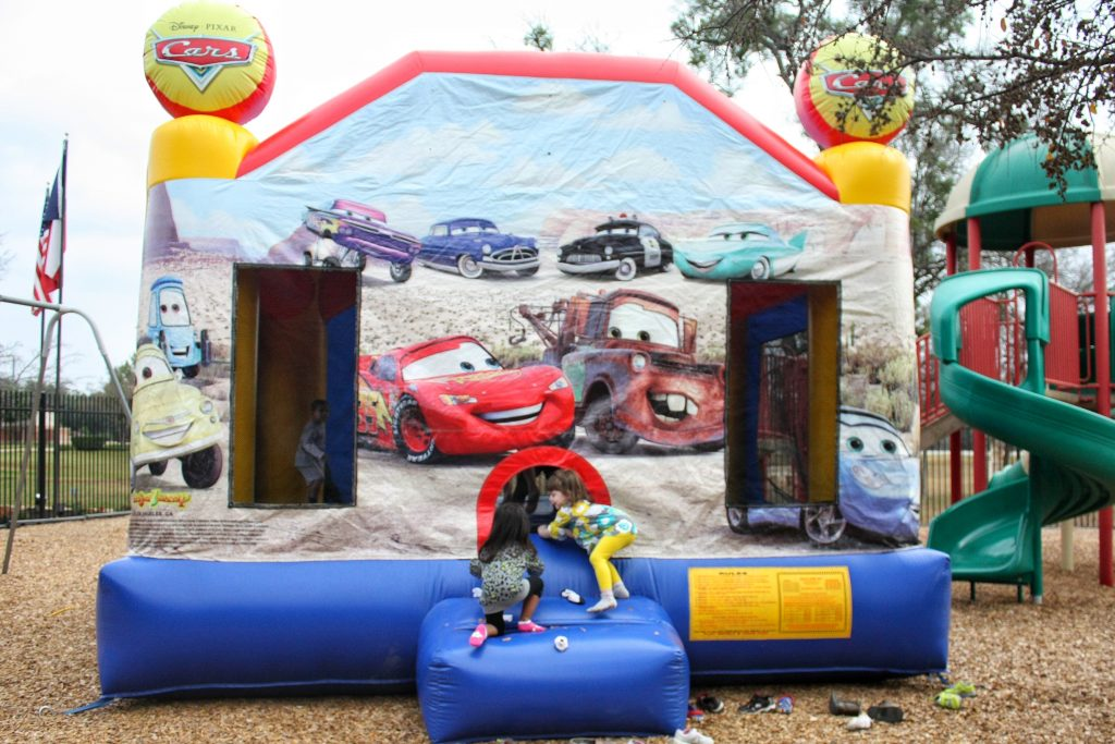 Disney Cars party games