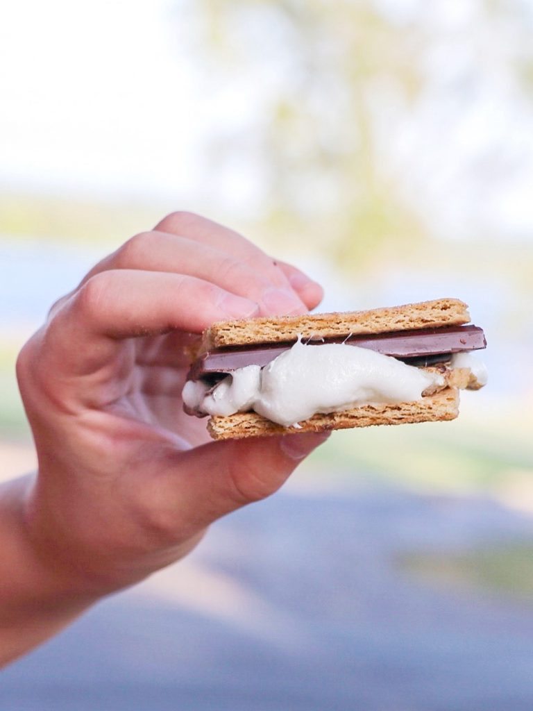 Easy alternative s'mores ideas: Change up the chocolate bar