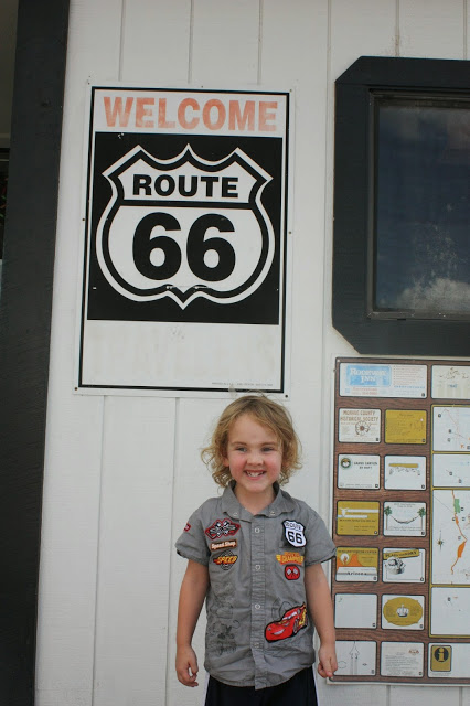 Route 66 road trip itinerary: Seligman, AZ is a very Radiator Springs-esque town on the drive