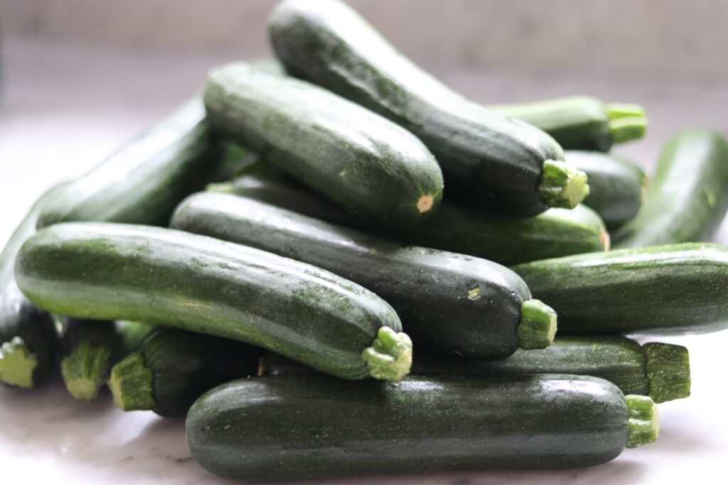 What to do with lots of zucchini