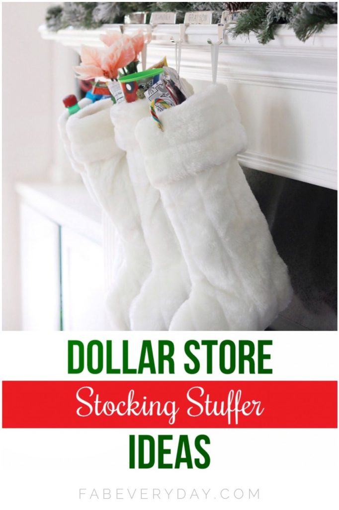 How to save money Christmas shopping: Stocking stuffer ideas from the dollar store