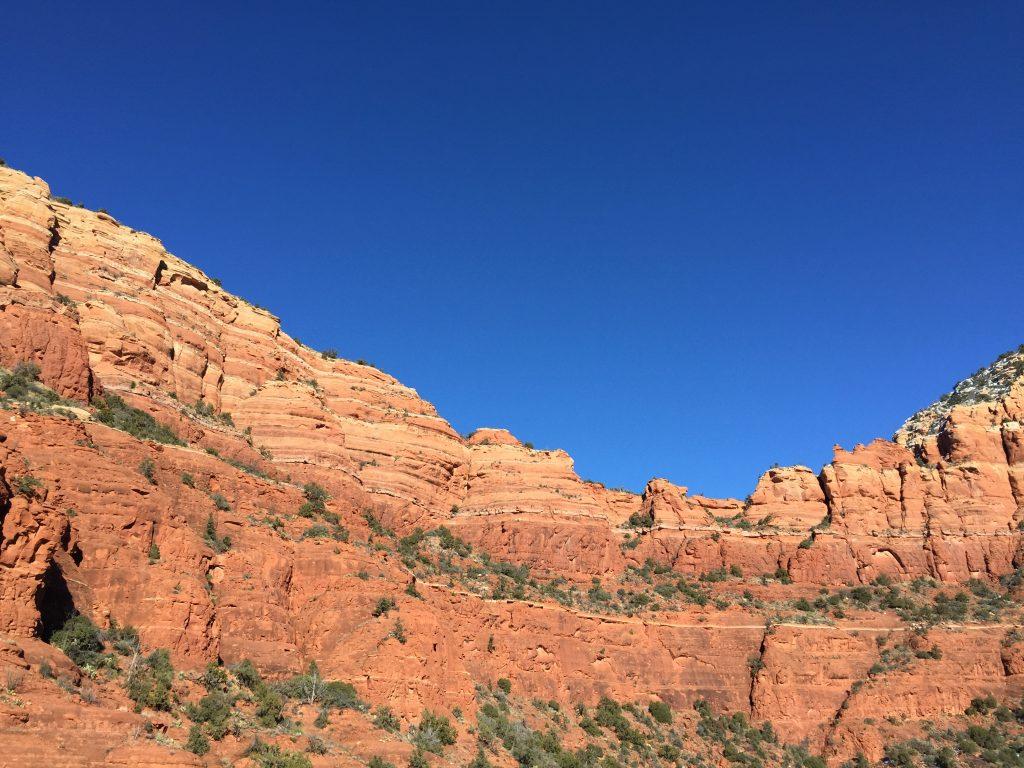 Family Texas to California road trip itinerary: Sedona, Arizona
