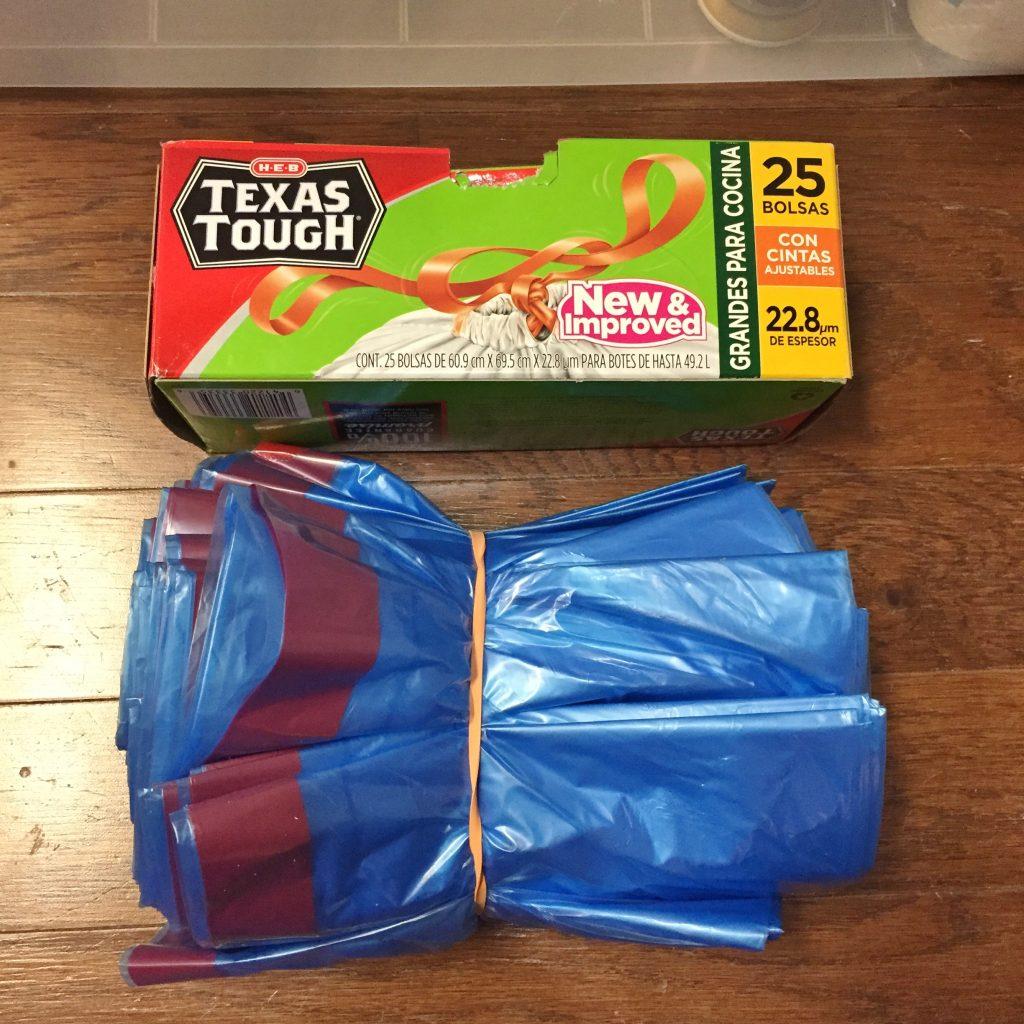 camping gear storage ideas