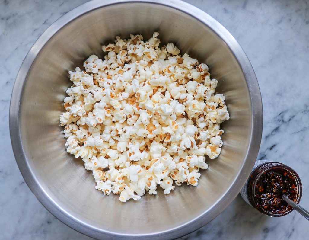 how to make spicy vietnamese chili popcorn