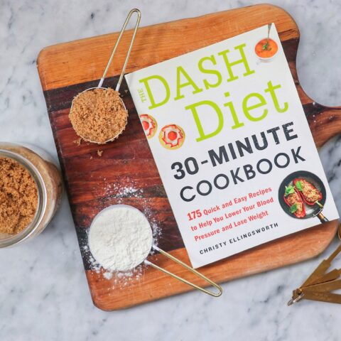 The DASH Diet 30-Minute Cookbook review