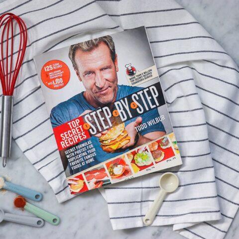 Top Secret Recipes Cookbook review