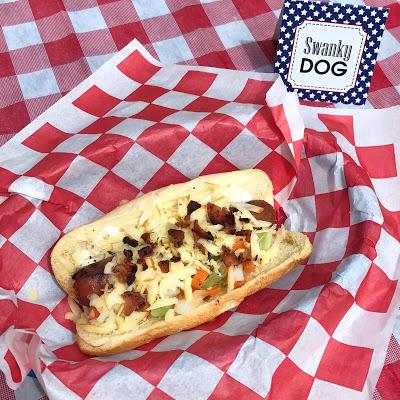 hot dog bar recipe: swanky dog