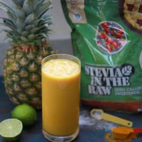 Pineapple Turmeric Cleanser