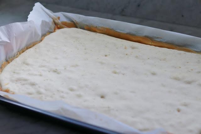 easy breakfast hacks - sheet pan pancakes recipe
