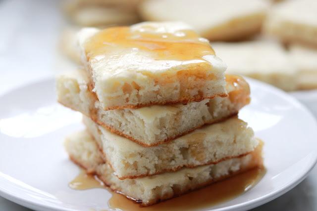 pancake hack - sheet pan pancakes recipe